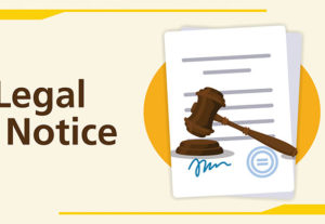 Write Legal Notice, Letter and Application .