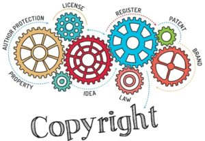 Professional Business with Copyright